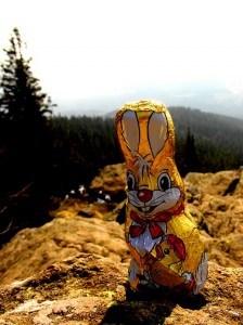 Ostern auf dem Falkenstein