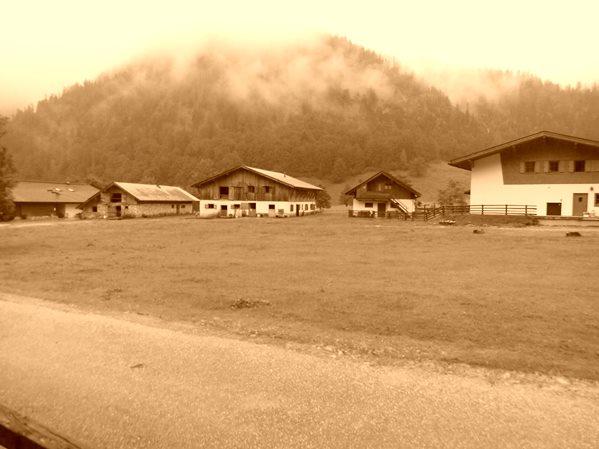 Bergdorf Eng im karwendel