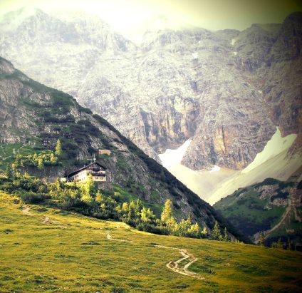 Das Karwendelhaus