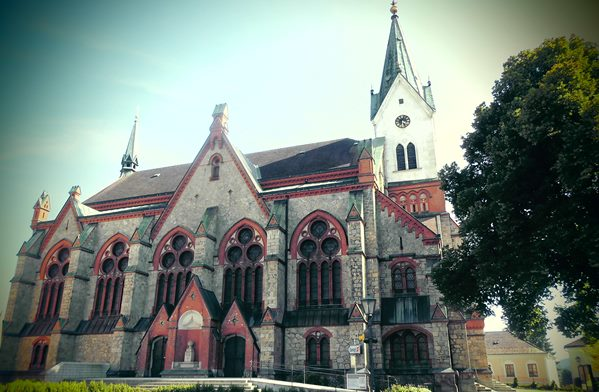 Kirche in Aigen