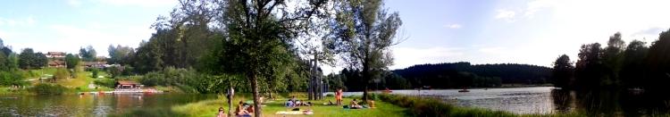 Rannasee Bayerischer Wald