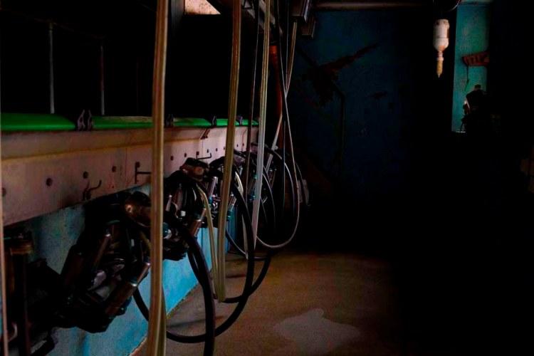 Melkanlagen Mostausschank unterer Inn