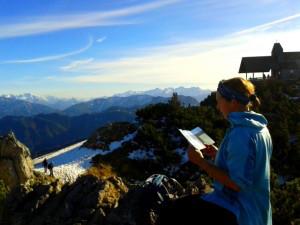 Hochfelln, Chiemgauer Alpen