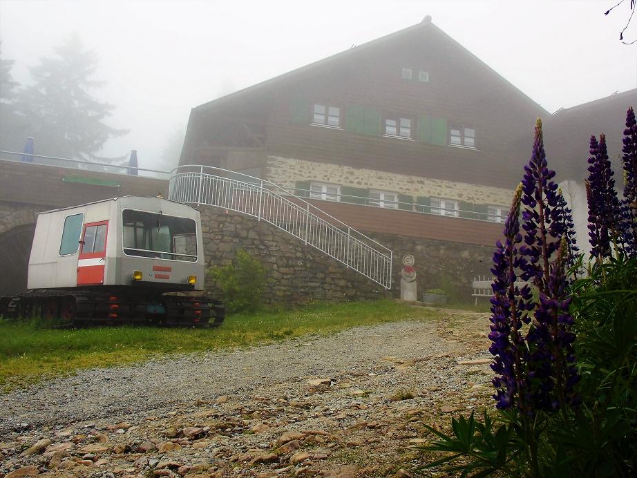 Kötztinger Hütte, Arberland