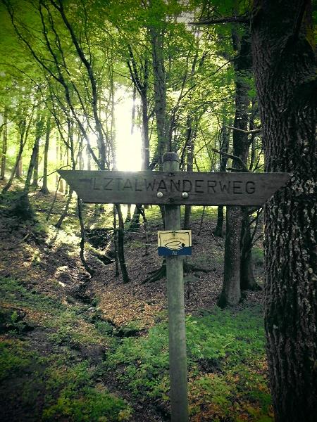 Themenweg Ilztalwanderweg