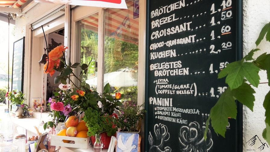 Mühlen Pavillon - das etwas andere Kiosk in Köln.
