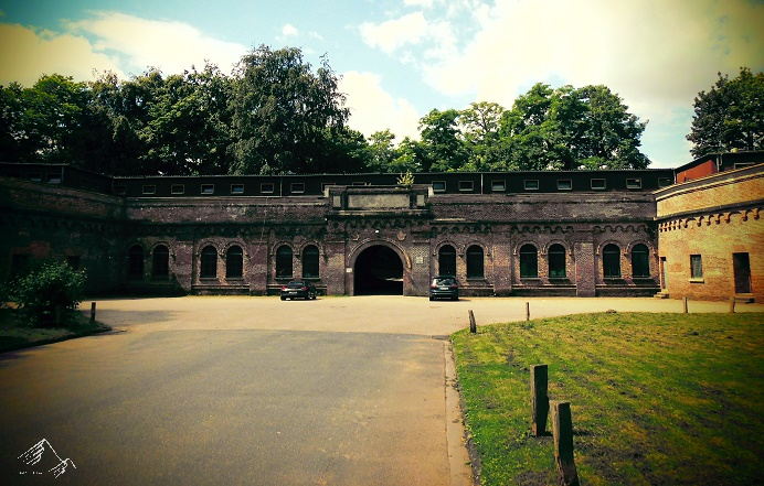 Fort VI am Decksteiner Weiher, Köln