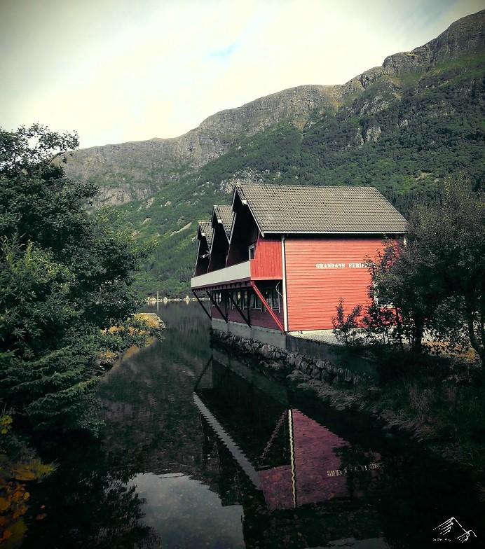 Ferienwohnungen in Stongfjorden, Norwegen
