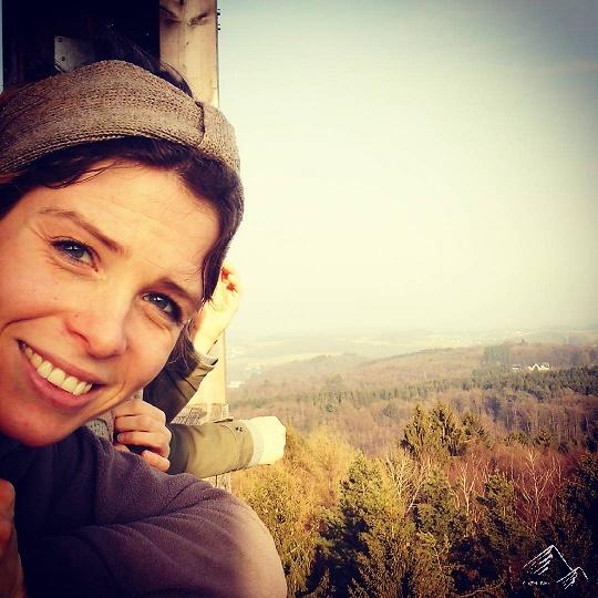 Auf dem Lindchen - Aussichtsturm Nümbrecht, Bergisches Land