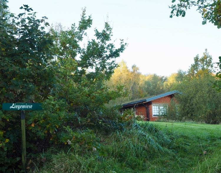 Mitten in der Natur: Die Country Lodge am Stadtrand von Arnsberg