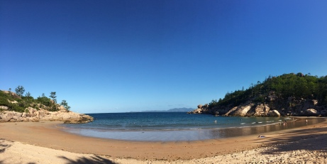 Alma Beach on Magnetic Island