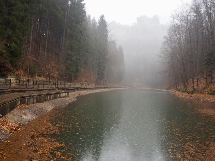 Grünbach Sächsische Schweiz an der Felsenbühne Rathen