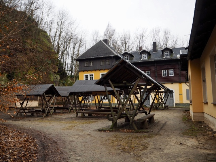 Gasthaus am Kuhstall, Malerweg